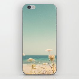 Water and Lace iPhone Skin