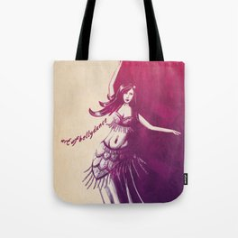 'Art of Bellydance' Tote Bag
