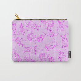 Throwback Kitsch Carry-All Pouch