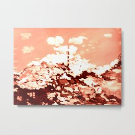 Clouds I Metal Print