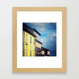 Braga Framed Art Print