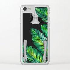 LeafGurl Clear iPhone Case