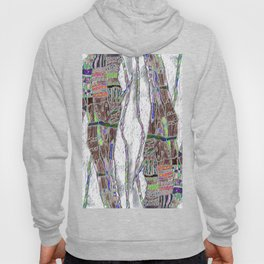 Weaving the Thread: Strands of Life Hoody