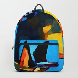 Doberman Backpack