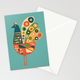 Century Hen Stationery Cards