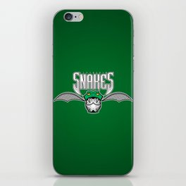 Snakes Slytherin iPhone Skin