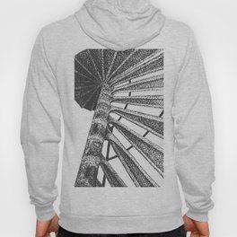 Cape Henry Lighthouse Spiral Stairs Hoody
