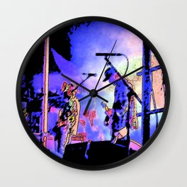 Jesse Lacey- Brand New Concert Wall Clock