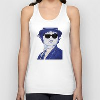 snl Tank Tops featuring Jake Blues 1 by Kramcox