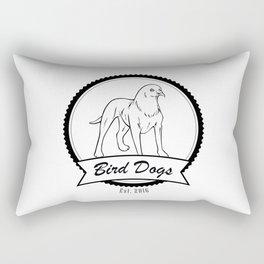 Bird Dogs Rectangular Pillow