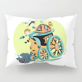 Tenebrae ride Pillow Sham