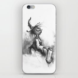 The Wannabe Witch iPhone Skin