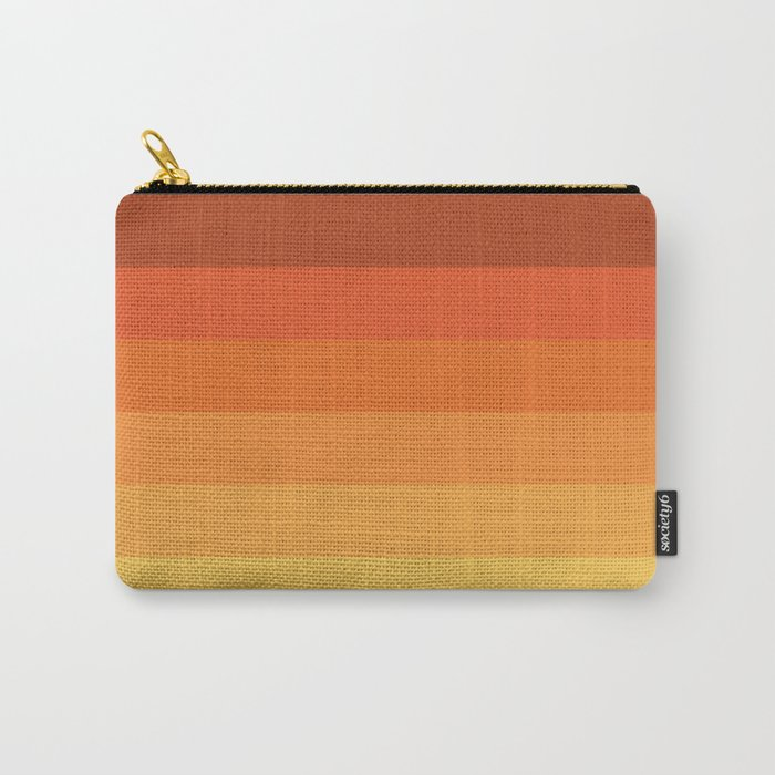 Retro Tlahuelpuchi Carry-All Pouch