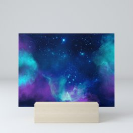 Universe 05 Mini Art Print