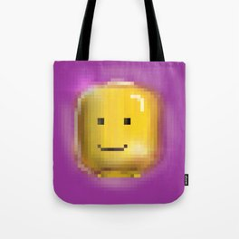 Pixel Illuminati Tote Bag