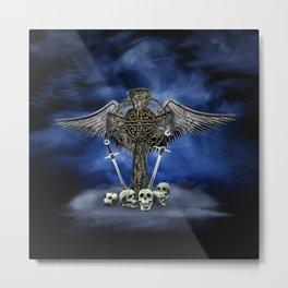 War and Heaven Metal Print