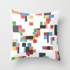 Pattern #11 Throw Pillow