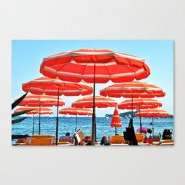 Beach Day! Canvas Print
