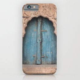 Doors Of India 2 iPhone Case