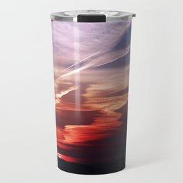 Sunset Dance Travel Mug