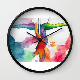 Tiny Dancers Collection: Patti  Wall Clock