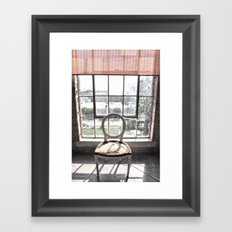The Chair Framed Art Print