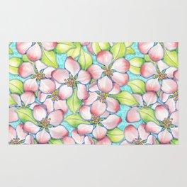 Apple Blossom Rug