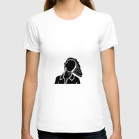 feminist T-shirts featuring Feminist by Kate Malinak