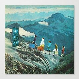 Tercer portal Canvas Print