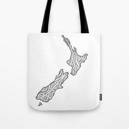 New Zealand Tamoko design Tote Bag