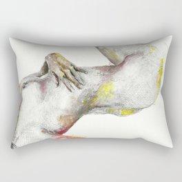 Nude Body study I Rectangular Pillow