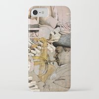 jazz iPhone & iPod Cases featuring JAZZ by Andreas Derebucha