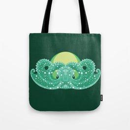Sea Lord (Green) Tote Bag