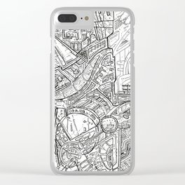 Tower of Jealousy Clear iPhone Case
