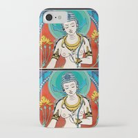 buddhism iPhone & iPod Cases featuring Buddhism by Panda Cool