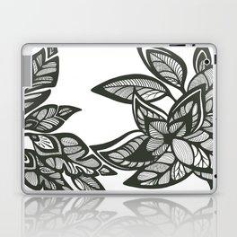 Let Love Grow - Outline Laptop & iPad Skin