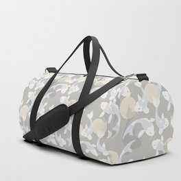 Koi fish pattern 004 Duffle Bag