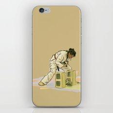 Broken Brick iPhone & iPod Skin