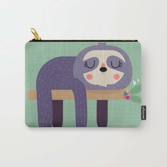 Perezosa Carry-All Pouch