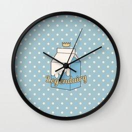 Legendairy Wall Clock