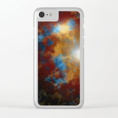 Nebula III Clear iPhone Case