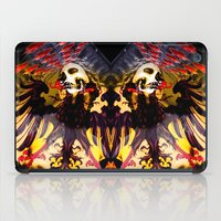 madonna iPad Cases featuring L'invasion Madonna by RIGOLEONART