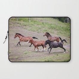 Running Herd Laptop Sleeve