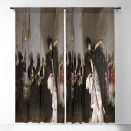 John Singer Sargent's El Jaleo Blackout Curtain