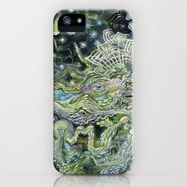 Transmutation iPhone Case
