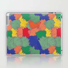 Floral Chaos Laptop & iPad Skin