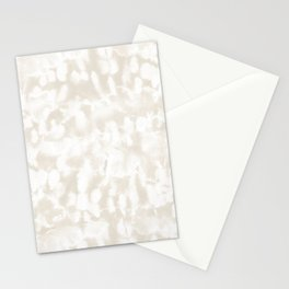 Ice Dye Neutral Stationery Cards