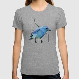 Idaho – Mountain Bluebird T-shirt