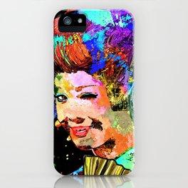 Geisha iPhone Case