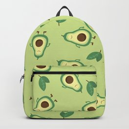 Happy Avocados Backpack